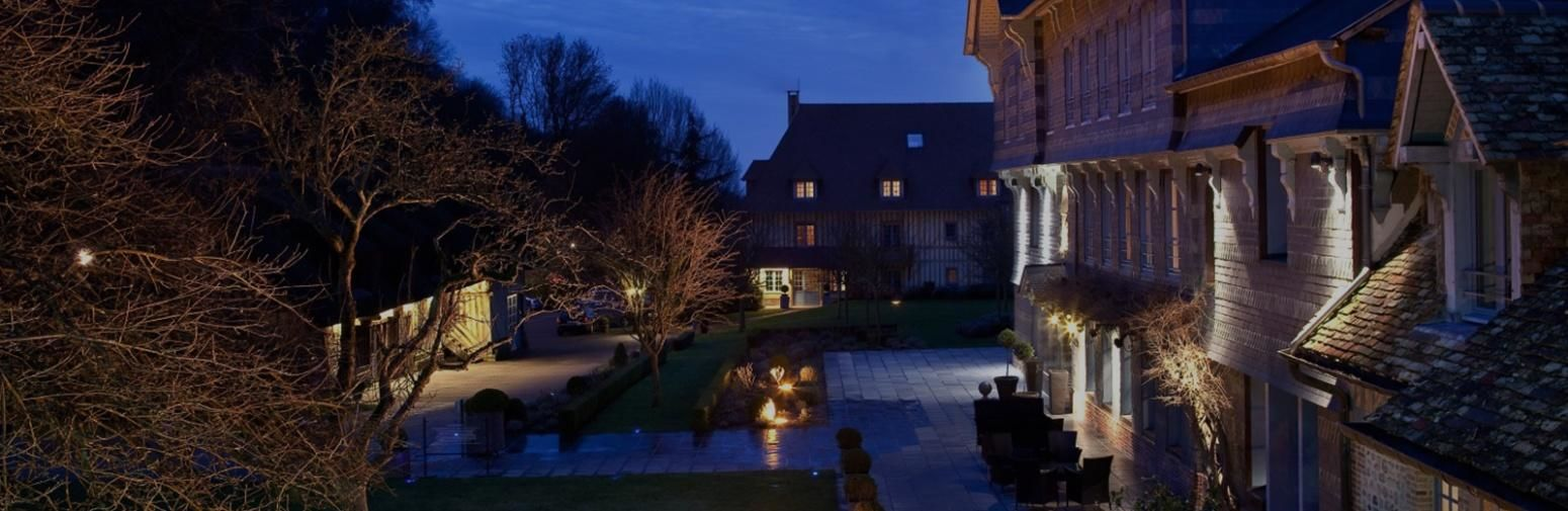 Hôtel La Ferme Saint Siméon - Extérieur