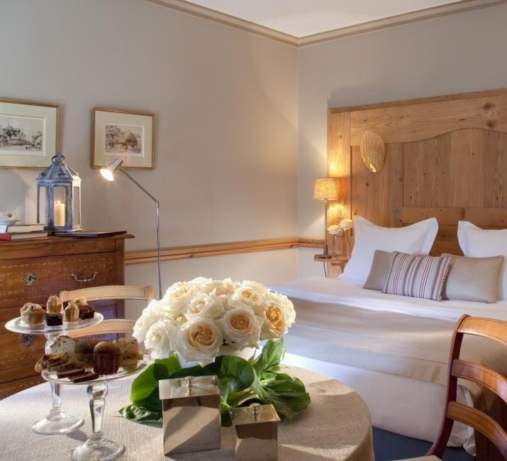 Hotel La Ferme Saint Simeon - Double Room