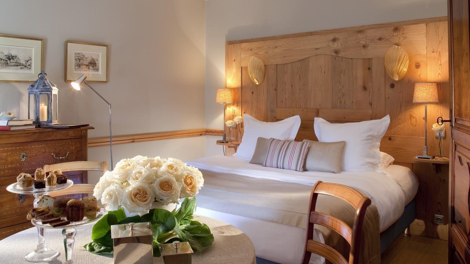 Hotel La Ferme Saint Simeon -  Tweepersoonskamer