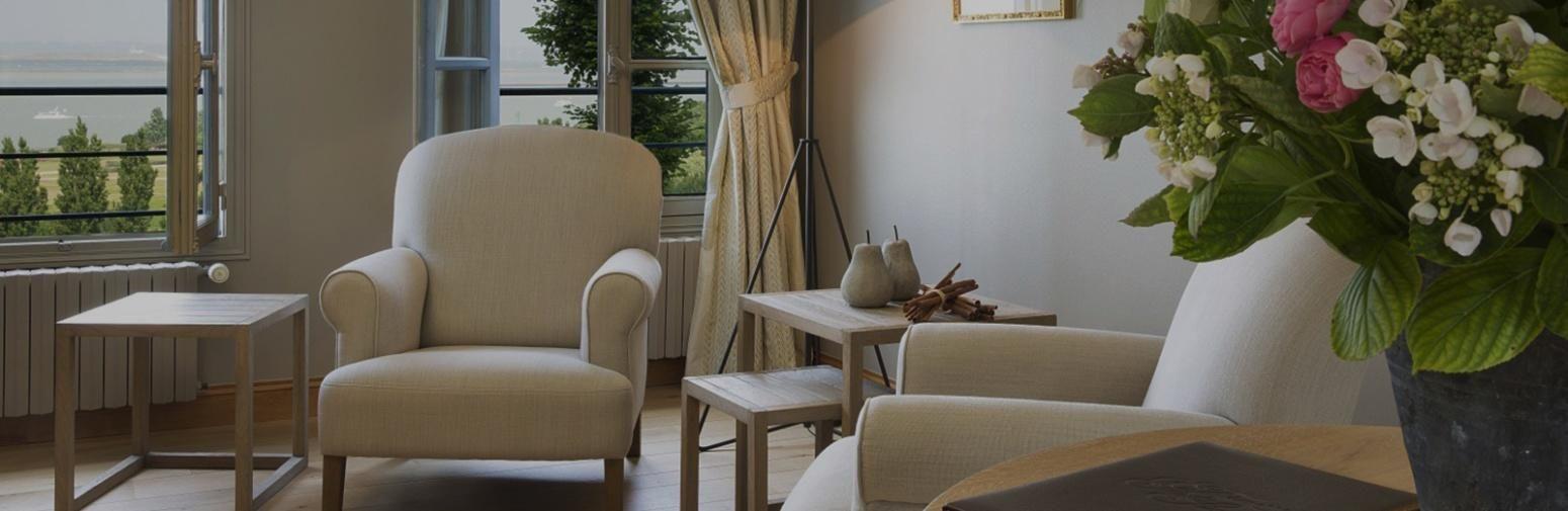 Hotel La Ferme Saint Simeon - Suite Junior