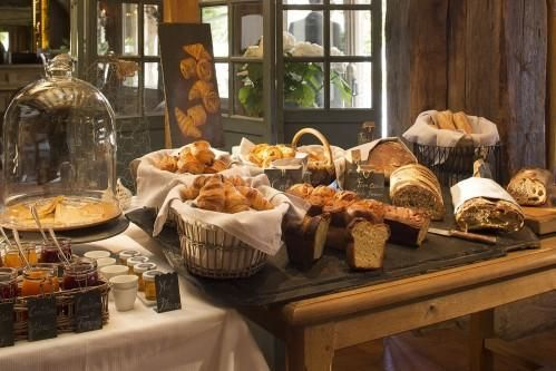 Ferme Saint Siméon – Breakfast