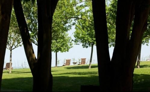 Ferme Saint Siméon – Gardens