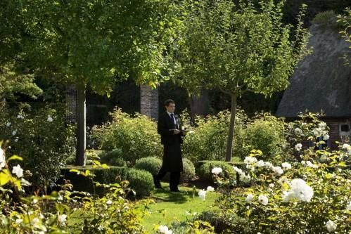 Ferme Saint Siméon – Jardins