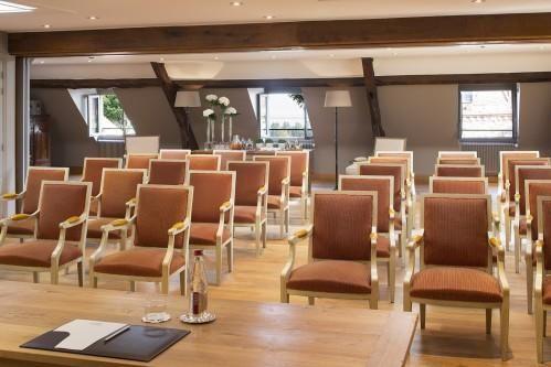 Ferme Saint Siméon – Meetings