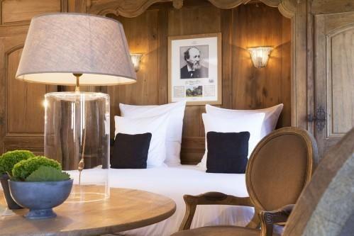 Ferme Saint Siméon – Luxury Room with Garden View