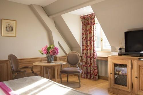 Ferme Saint Siméon – Superior Room with Estuary View