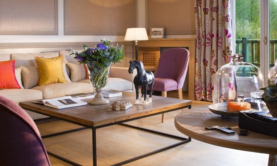 Hotel La Ferme Saint Simeon - Zimmer